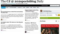 202SportsBlog Daily